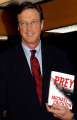 Author Michael Crichton dead at 66