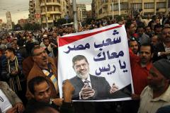 Morsi 'welcomes constructive criticism'