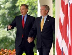 Bush, Blair talks focus of Iraq inquiry