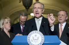 Senate overcomes partisanship on bills