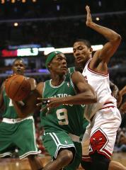 NBA: Chicago 128, Boston 127 (3OT)