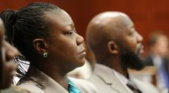 Trayvon Martin's mother: 'Don't think for one second racial profiling doesn't happen'