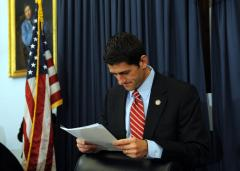 Ryan: Cuts must precede debt ceiling rise