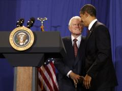 Ted Kennedy given big advance for memoirs