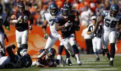 NFL: Denver 31, Seattle 14
