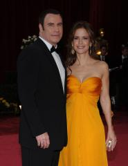 Presley to critics: Don't blame Travoltas