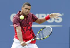Tsonga up to No. 7 in men's tennis ranking