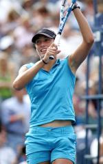 Radwanska continues New Zealand success