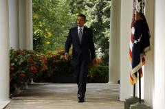 Obama's schedule for Tuesday, Sept. 20