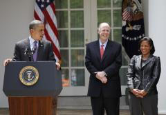 Susan Rice replaces Tom Donilon as national security adviser