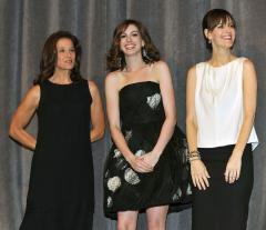 Hathaway amazed to get 'Rachel' script