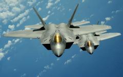 U.S.-Japan dance on F-22 continues
