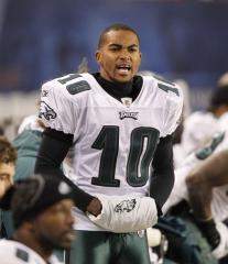 Eagles' Jackson earns NFC honor