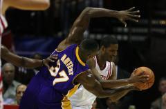 NBA: Houston 100, Oklahoma City 91