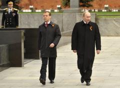 Polls show Putin support under 50 percent