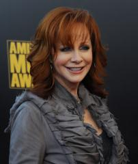 Reba to host ACM awards show for 12th time