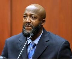Trayvon Martin's father tells lawmakers he wants law passed
