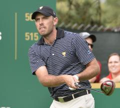 Schwartzel tied for lead at South African Open Championship.