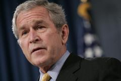 Bush: Session ended on 'high note'