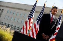 Obama salutes tolerance at 9/11 ceremony