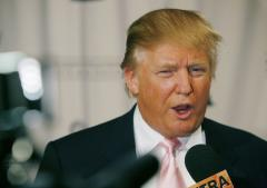 Trump won't speak at Republican convention