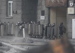 Ukraine's grim vacuum