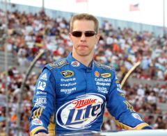 NASCAR's Keselowski in crash
