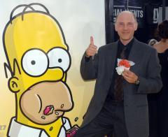 Actor plays MacBeth as Homer Simpson