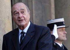 Chirac sentenced in corruption trial