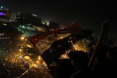 Egyptians protest against military rule