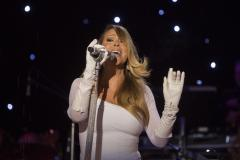 Mariah Carey takes NBC home for the holidays