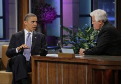 Leno sad to see 'Tonight' moving back to N.Y.