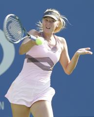 Sharapova, Wozniacki rise in rankings
