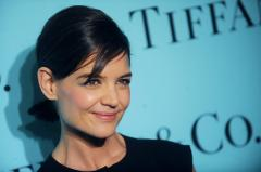 Katie Holmes: 'Sometimes we're topless'