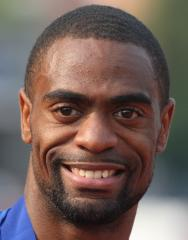 Sprinter Tyson Gay says he is healthy