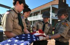 Boy Scouts uphold ban on homosexuals