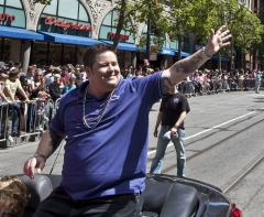 DWTS parties to show support for Chaz Bono