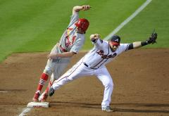 St. Louis Cardinals beat Atlanta 4-3