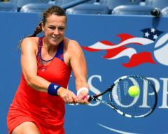 Pavlyuchenkova piles up breaks in Kremlin Cup win