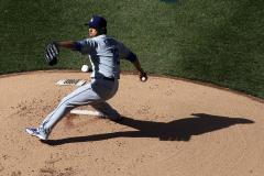 MLB: N.Y. Mets 10, LA Dodgers 5 (2nd Game)