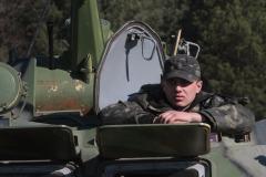 NATO confirms Russian troop buildup at Ukraine border