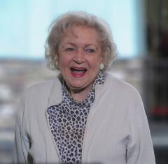 Betty White tops InterMedia's Entertainment Star Index