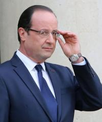 Hollande explains French foreign policy: Syria without Assad