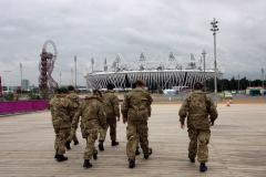 More troops added at London Olympics