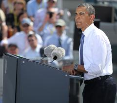Obama to seek limit on existing power plant CO2 fumes