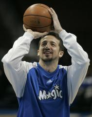 Orlando's Turkoglu is NBA's most-improved