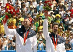 Olympic Medal: M Beach Volleyball