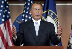 Boehner calls Aurora shootings 'senseless'