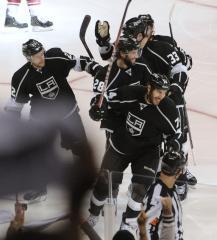 NHL: Los Angeles 2, Phoenix 1