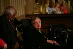 Higgs Boson particle could destroy universe, according to Stephen Hawking